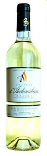 Chateau d'Archambeau Graves Blanc 2011 750ml - Case...